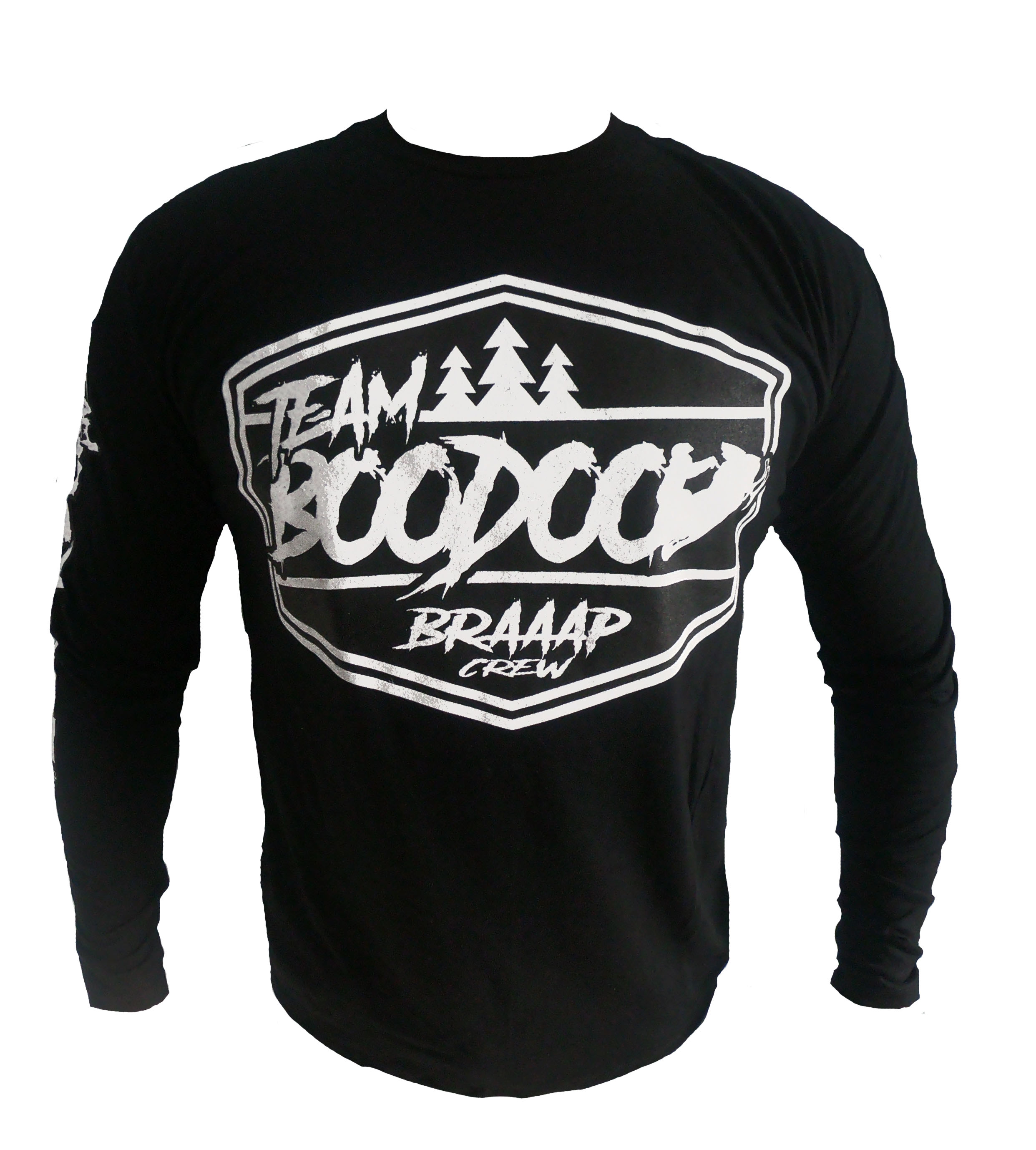 56876536a Mens Long Sleeve Special Blend T-Shirt – Team Boodoo Official